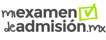 Examen de Admision Logo